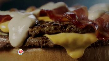 Burger King American Brewhouse King TV Spot, 'Speaks American' - Thumbnail 5