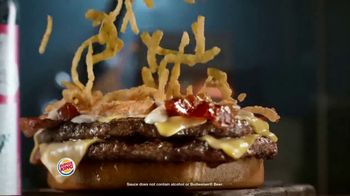 Burger King American Brewhouse King TV Spot, 'Speaks American' - Thumbnail 6
