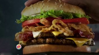 Burger King American Brewhouse King TV Spot, 'Speaks American' - Thumbnail 7