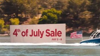 JCPenney 4th of July Sale TV Spot, 'Tops and Shorts'