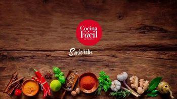 Cocina Fácil Network App TV Spot, 'Platillos prácticos' [Spanish] - Thumbnail 10