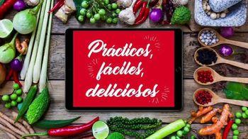 Cocina Fácil Network App TV Spot, 'Platillos prácticos' [Spanish] - Thumbnail 8
