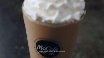 McDonald's McCafé Frozen Cold Brew Frappé TV Spot, 'Más frío' [Spanish] - Thumbnail 8
