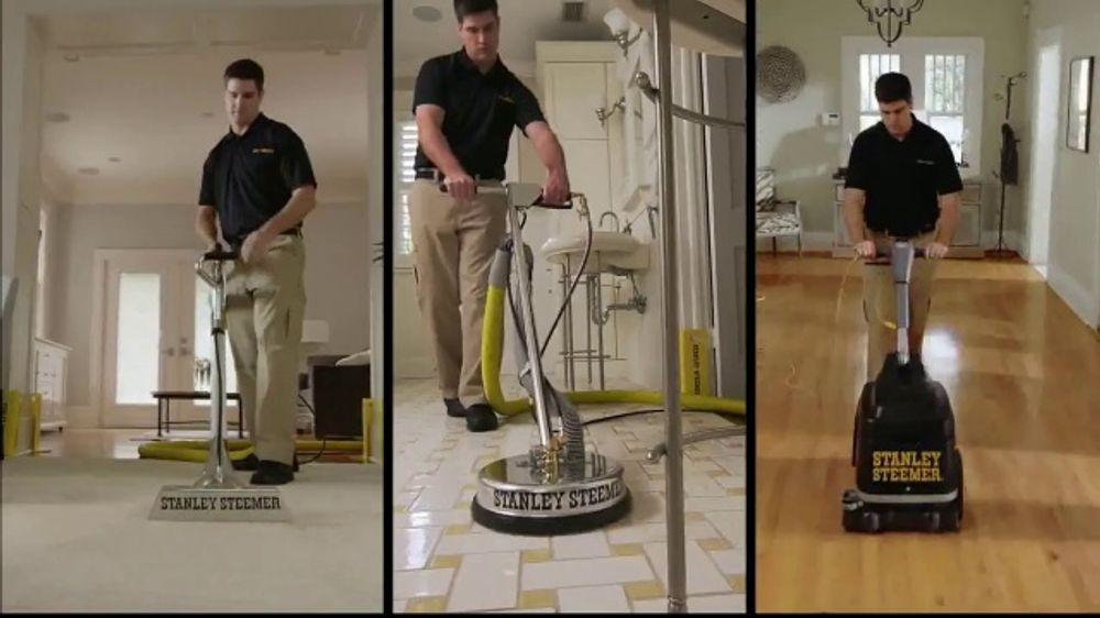 Stanley Steemer Cleaning Special Tv Commercial Clean And