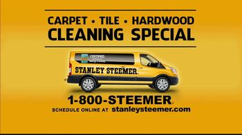 Stanley Steemer Cleaning Special TV Spot, 'Clean and Healthy' - Thumbnail 4