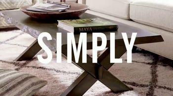 Bassett July 4th Sale TV Spot, 'Simply'