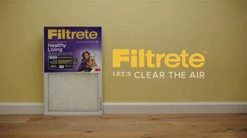 Filtrete Healthy Living Filters TV Spot, 'Robot Vacuum' - Thumbnail 10