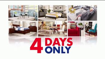 Rooms to Go TV Spot, 'Coupons in Your Newspaper' - Thumbnail 4