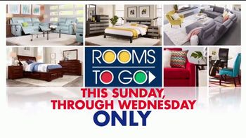 Rooms to Go TV Spot, 'Coupons in Your Newspaper' - Thumbnail 5