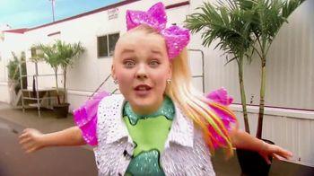 Nickelodeon TV Spot, 'Kids' Choice Sports High Top Sweeps' Feat. JoJo Siwa
