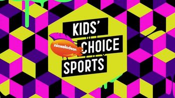 Nickelodeon TV Spot, 'Kids' Choice Sports High Top Sweeps' Feat. JoJo Siwa - Thumbnail 10