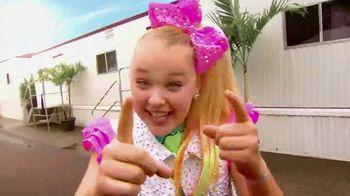 Nickelodeon TV Spot, 'Kids' Choice Sports High Top Sweeps' Feat. JoJo Siwa - Thumbnail 2