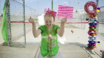 Nickelodeon TV Spot, 'Kids' Choice Sports High Top Sweeps' Feat. JoJo Siwa - Thumbnail 3