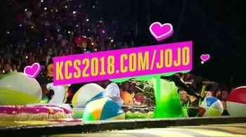 Nickelodeon TV Spot, 'Kids' Choice Sports High Top Sweeps' Feat. JoJo Siwa - Thumbnail 7