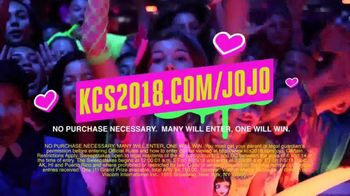 Nickelodeon TV Spot, 'Kids' Choice Sports High Top Sweeps' Feat. JoJo Siwa - Thumbnail 8