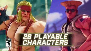 Street Fighter V: Arcade Edition TV Spot, 'Reviews' - Thumbnail 1