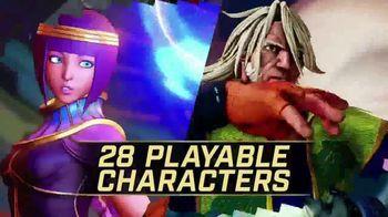 Street Fighter V: Arcade Edition TV Spot, 'Reviews' - Thumbnail 2