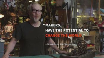 Infosys TV Spot, 'Why I Make: Power' Featuring Adam Savage