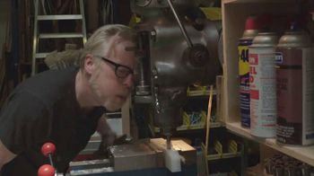 Infosys TV Spot, 'Why I Make: Power' Featuring Adam Savage - Thumbnail 1