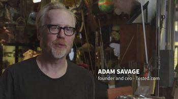 Infosys TV Spot, 'Why I Make: Power' Featuring Adam Savage - Thumbnail 3