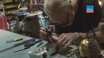 Infosys TV Spot, 'Why I Make: Power' Featuring Adam Savage - Thumbnail 5