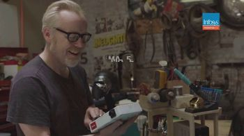 Infosys TV Spot, 'Why I Make: Power' Featuring Adam Savage - Thumbnail 6