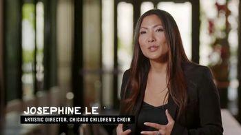 A&E TV Spot, 'Chicago Children's Choir' - Thumbnail 7