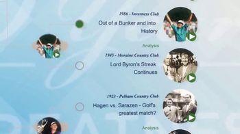 PGA TOUR TV Spot, 'PGA 100 Championship: Cast Your Vote' - 102 commercial airings
