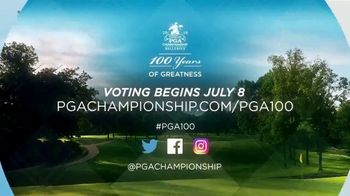 PGA TOUR TV Spot, 'PGA 100 Championship: Cast Your Vote' - Thumbnail 4