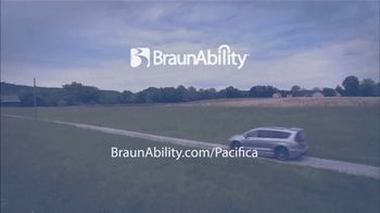 BraunAbility Pacifica TV Spot, 'Go Farther' - Thumbnail 10