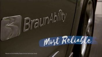 BraunAbility Pacifica TV Spot, 'Go Farther' - Thumbnail 8
