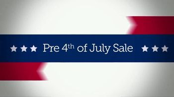 Bassett Pre 4th of July Sale TV Spot, 'Pay No Sales Tax'