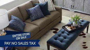 Bassett Pre 4th of July Sale TV Spot, 'Pay No Sales Tax' - Thumbnail 5