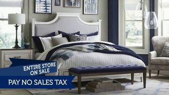 Bassett Pre 4th of July Sale TV Spot, 'Pay No Sales Tax' - Thumbnail 6