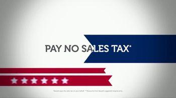 Bassett Pre 4th of July Sale TV Spot, 'Pay No Sales Tax' - Thumbnail 7