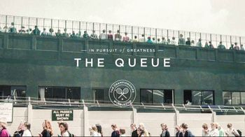 Wimbledon TV Spot, 'The Queue' - Thumbnail 1