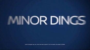 AutoNation Nissan Hail Sale TV Spot, 'Minor Dings, Major Savings' - Thumbnail 2