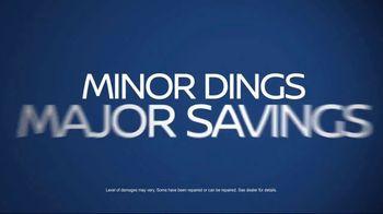 AutoNation Nissan Hail Sale TV Spot, 'Minor Dings, Major Savings' - Thumbnail 3