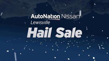 AutoNation Nissan Hail Sale TV Spot, 'Minor Dings, Major Savings' - Thumbnail 5