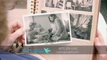 Visiting Angels TV Spot, 'The Importance of Family' - Thumbnail 1