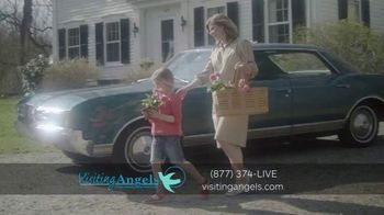 Visiting Angels TV Spot, 'The Importance of Family' - Thumbnail 2