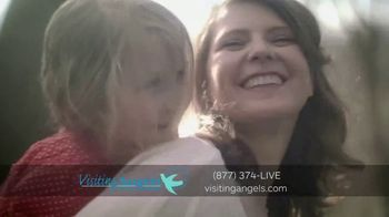Visiting Angels TV Spot, 'The Importance of Family' - Thumbnail 4