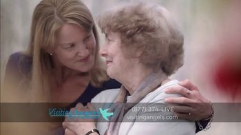 Visiting Angels TV Spot, 'The Importance of Family' - Thumbnail 6
