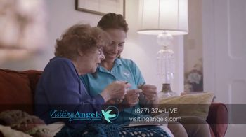 Visiting Angels TV Spot, 'The Importance of Family' - Thumbnail 7