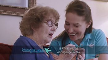 Visiting Angels TV Spot, 'The Importance of Family' - Thumbnail 8