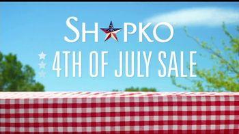 Shopko 4th of July Sale TV Spot, 'Soda and Shirts' - Thumbnail 2