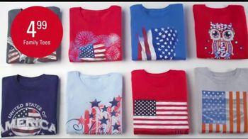 Shopko 4th of July Sale TV Spot, 'Soda and Shirts' - Thumbnail 4