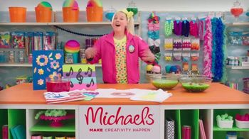 Michaels TV Spot, 'Nickelodeon: Meet JoJo Siwa' - Thumbnail 3