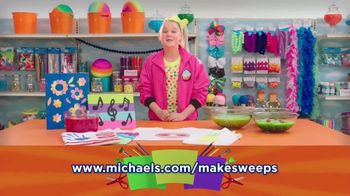 Michaels TV Spot, 'Nickelodeon: Meet JoJo Siwa' - Thumbnail 6