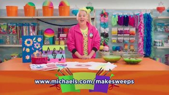 Michaels TV Spot, 'Nickelodeon: Meet JoJo Siwa' - Thumbnail 7